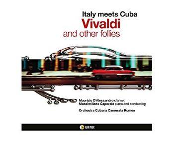 Presentazione del CD di Maurizio D'Alessandro e Massimiliano Caporale