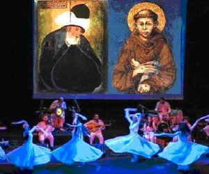 Rumi e San Francesco: incontro tra un sufi e un cristiano