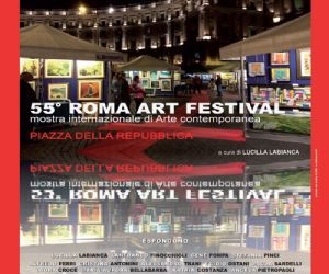 Mostre: 55 ROMA ART FESTIVAL