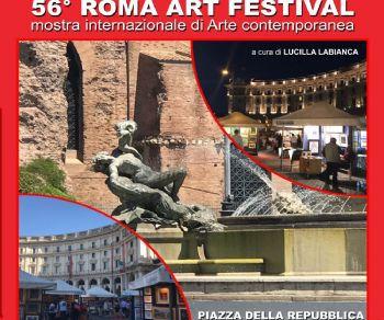 Mostre - 56° Roma Art Festival
