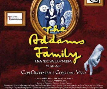 Spettacoli - La Famiglia Addams. Il Musical
