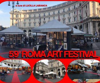 Mostre - 59° ROMA ART FESTIVAL