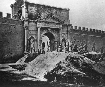 Altri eventi - Museo della Repubblica Romana per i 150 anni della Presa di Porta Pia