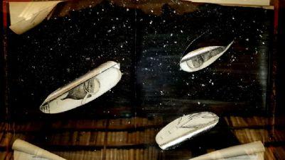 Mostre - Visioni opere di Letizia Ardillo testi di Yarona Pinhas