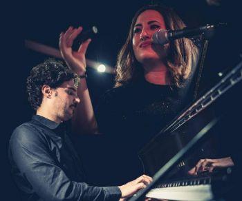 """Locali: Manuela Ciunna & Seby Burgio DUO """"Aquarela Do Jazz"""""""