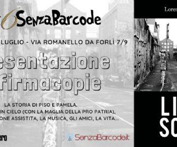 Libri - #6SenzaBarcode chiude la sua estate letteraria con 'Like a song' di Lorenzo Pisani