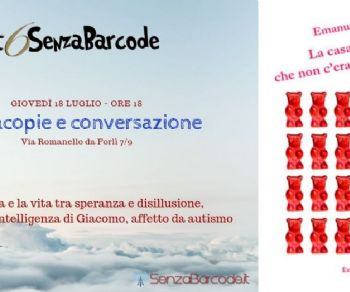 Libri - #6SenzaBarcode presenta Emanuela Fatilli