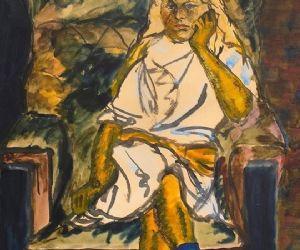 Opere dei Grandi Maestri della pittura classica ungherese (1878-1969)