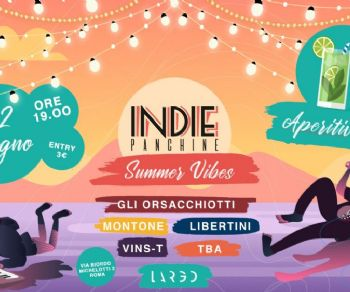 Concerti - Indiepanchine Summer Vibes