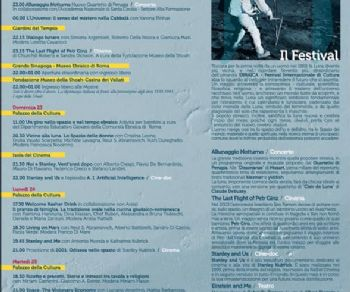 Festival - Ebraica 2019