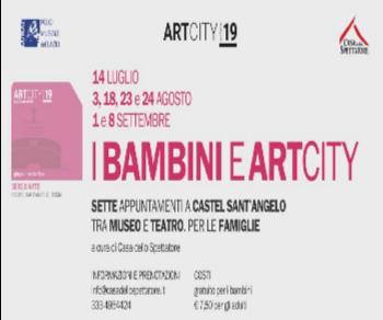 Bambini - I Bambini e Art City 2019