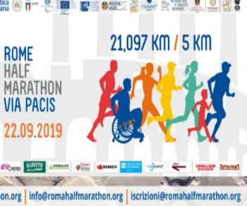 Altri eventi - Rome Half Marathon #ViaPacis