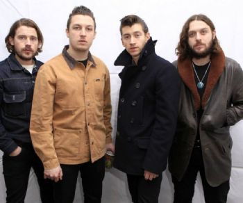Locandina evento: Arctic Monkeys in concerto
