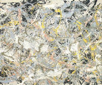Arriva a Roma l'action painting di Pollock e dei più grandi rappresentanti della Scuola di New York