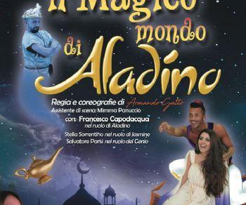 Spettacoli - Il Magico Mondo di Aladino