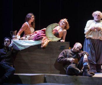 Spettacoli - Falstaff e il suo servo