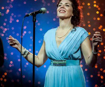 Locali: JULIE WAS HER NAME Monica Gilardi sings Julie London