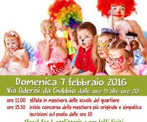La parata, i balli, gli spettacoli e il concorso di Carnevale