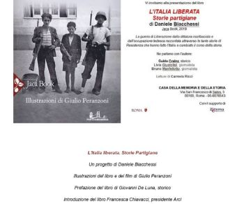 Libri - L'Italia liberata. Storie partigiane