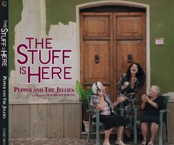 Locandina: Pepper & The Jellies - The Stuff is here