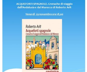 Libri - Acqueforti spagnole: cronache di viaggio dall'Andalusia e dal Marocco
