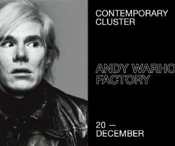 Mostre: Andy Warhol's Factory. Opening Exhibition