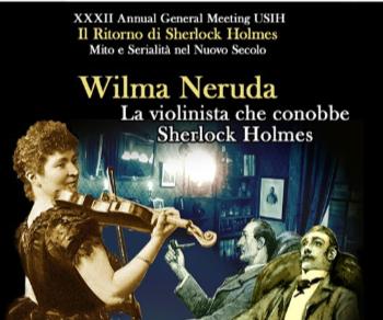 Concerti - Wilma Neruda La violinista che conobbe Sherlock Holmes