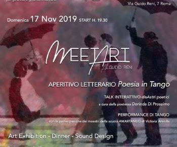 Serate - Aperitivo letterario: Poesia in tango
