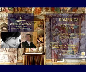 Concerti: Le più belle arie d'opera