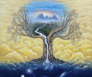 Mostra di pittura di Lin Kenken