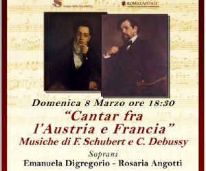 Musiche di F. Schubert - C. Debussy