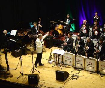 """Spettacoli - """"BROADWAY"""" Ials Jazz Big Band diretta da Gianni Oddi: special guest Cicci Santucci"""