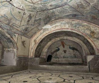 Altri eventi - Riaprono dopo 15 anni i mausolei di Saxa Rubra