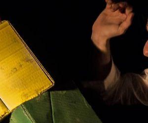 Lo spettacolo vincitore del Premio Special Off del Roma Fringe Festival 2014 a Teatro di Quartiere