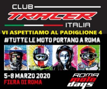 Locandina: Roma Motodays 2020