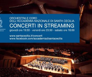Concerti: Concerti in streaming