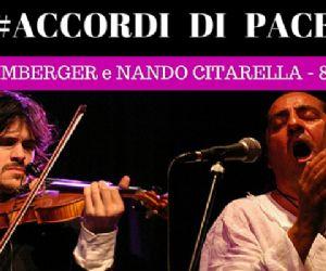 """Il terzo concerto della rassegna """"Accordi di Pace"""""""