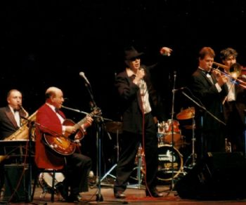 Concerti - Lino Patruno & His Blue Four