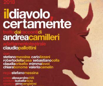 Spettacolo tratto dai racconti di Andrea Camilleri
