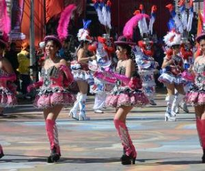 Carnaval… si balla! Zamacueca con il Coro Latinoamericano