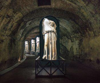 Visite guidate - I Sotterranei delle Terme di Caracalla. Solo il costo della visita guidata e auricolari