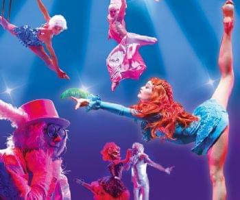 Spettacoli - Alice in Wonderland