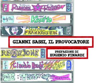 Libri - Gianni Sassi, il provocatore