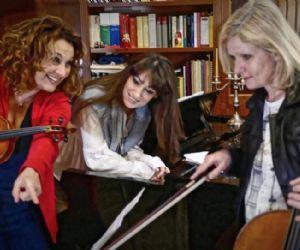 Concerti: Techne Trio live