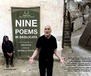Spettacoli: Nine Poems in Basilicata