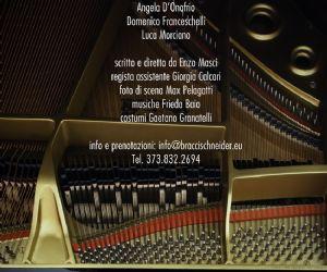 Un cast di artisti d'eccezione per il nuovo lavoro della compagnia Bracci-Schneider