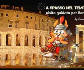 Visita guidata per famiglie con bambini alla scoperta della Roma Augustea e non solo!