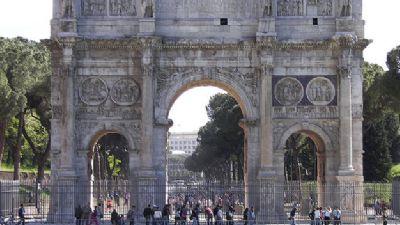 Visite guidate - Soft Trekking fra le rovine e memorie dell'antica Roma