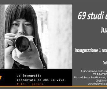 Mostre - 69 Studi d'Artista di Juanni Wang