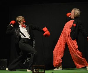 Teatro clown e pantomima